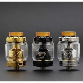 MANTA RTA 24mm 3 to 4.5ml