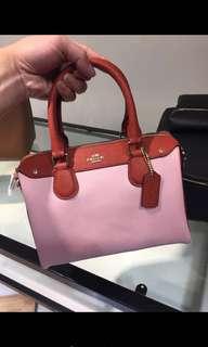 Original coach women Bennett bag handbag