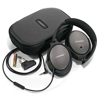 🚚 🔺Bose QuietComfort 25 Acoustic Noise Cancelling 耳機