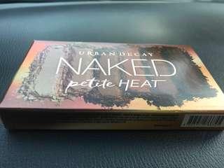Brand New Naked heat palette .