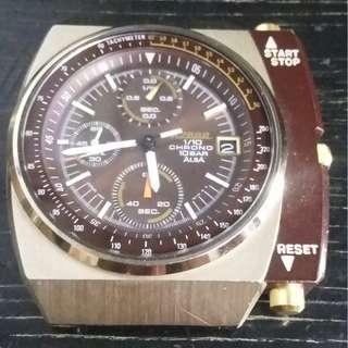 Rare 1990 seiko Alba K2000 chronograph