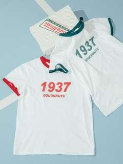 Krispy Kreme Letter T-shirt