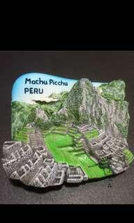 Peru Fridge Magnet Souvenir Good Quality