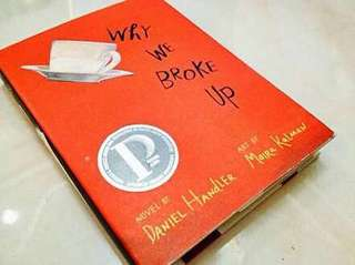 Why We Broke Up (Hardcover)