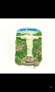 Brazil Fridge Magnet Good Quality