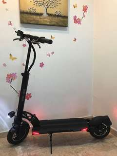 【LTA approved】ivoke chariot SW4 scooter