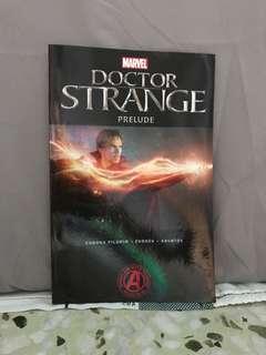Marvel Doctor Strange Prelude