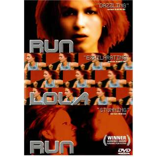 Run Lola Run DVD (Original)