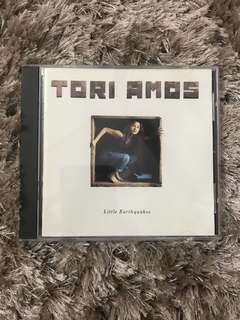 CD   Tori Amos   Little Earthquakes