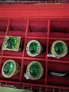 Stone emerald kalimantan