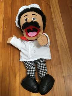 PUPPETS FROM USA