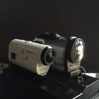 Nego! ACTION CAM Sony HDR-AZ1VR HDR-AZ1 Action Camera Not Gopro