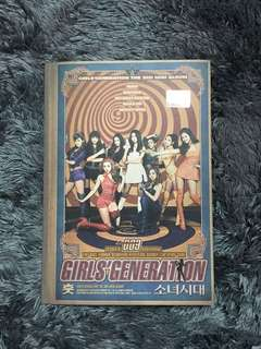 Kpop Album SNSD 3rd mini album - Hoot