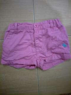 Baby Poney Shorts (free top!)