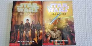 Star Wars Books - Jedi Quest