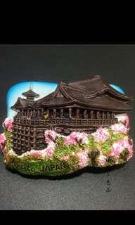 Kyoto Japan Fridge Magnet Souvenirs Good Quality