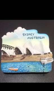 Sydney Fridge Magnet Souvenir Good Quality