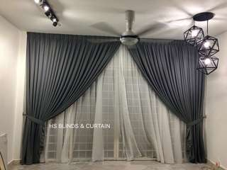 Curtains (20 years curtain maker experience)