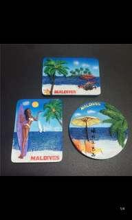 Maldives Fridge Souvenir Magnet