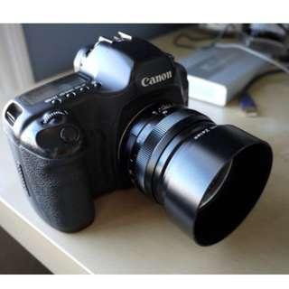 ZEISS 50mm f/1.4 ZE Planar T* Manual Focus Lens 1677-817 (Canon Mount)