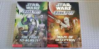 Star Wars Books - Boba Fett