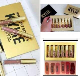 Kylie Lipsticks