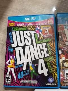 Wii U Game CD