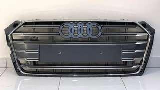 2017-2018 Audi S5 B9 OEM Grill (like new)
