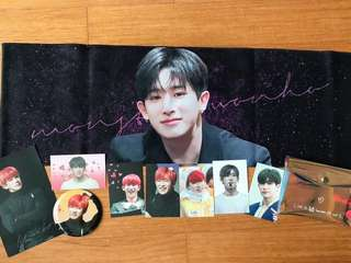 "[AUS GO] ""Cheering For WONHO"" Slogan"
