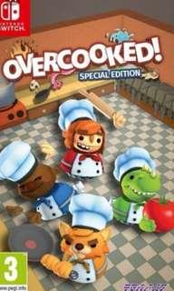 徵收overcook switch