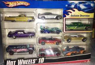 Hot Wheels Bundle
