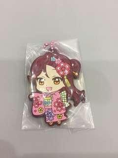 Sakurauchi Riko Rubber Strap Mascot