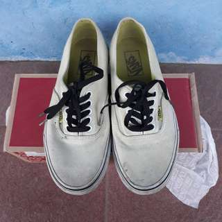 Vans Authentic Lime
