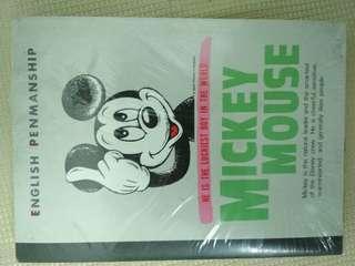 MICKEY notebook