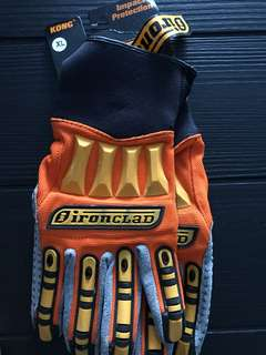 Ironclad impact protection
