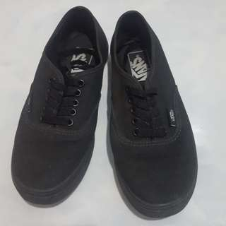 Authentic VANS OFF THE WALL (black)