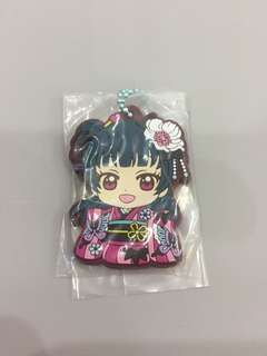 Tsushima Yoshiko Rubber Strap Mascot