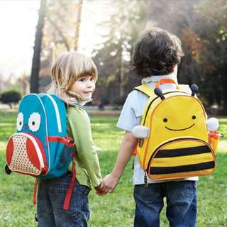 Children Animal School Bagpack