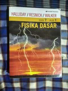 HALLIDAY/RESNICK/WALKER Fisika Dasar Edisi 7 Jilid 1