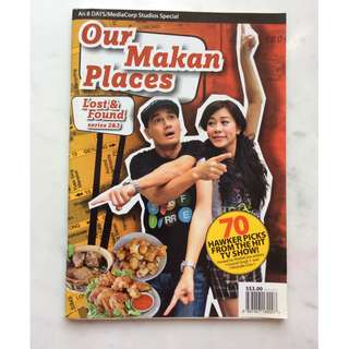 Our Makan Places Lost & Found Series 2 & 3