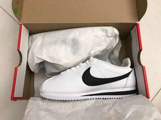 Nike Classic Cortez Leather 98%New