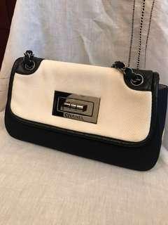 Chanel handbag canvas