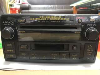 Toyota camry音響