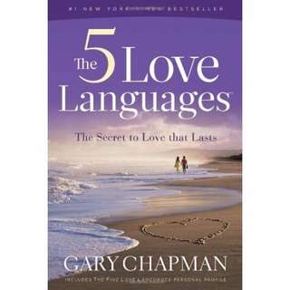 eBook - The 5 Love Languages by Gary Chapman