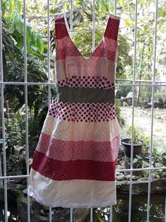 Mini dress buntung Cfull