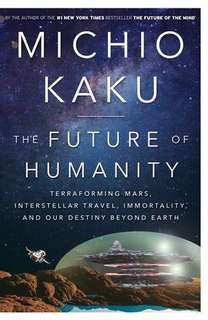 eBook - The Future of Humanity by Michio Kaku