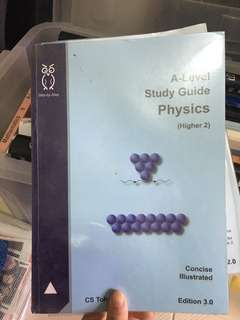 A level Study Guide
