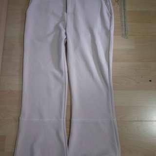 Bell sleeve pants