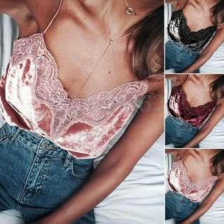 [Instock] Lace Bralette