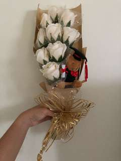Artificial Flower Bouquet